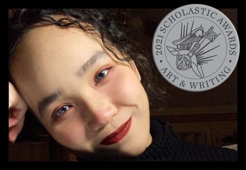 Cherry N. '22 is a recipient of the Scholastic Art & Writing Silver Key Award for Poetry