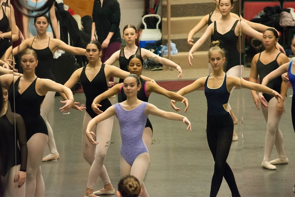 The annual Grier Gala teams dance students and professional dancers and instructors for a week-long program that includes performances, workshops, college auditions, and scholarships. This year's Gala takes place at the Grier School from November 5th through November 11th. It is an amazing opportunity for young students of dance to work with masters.