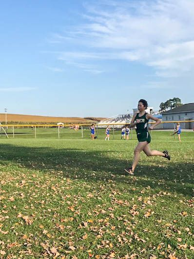 Grier Cross Country versus Cambria Heights