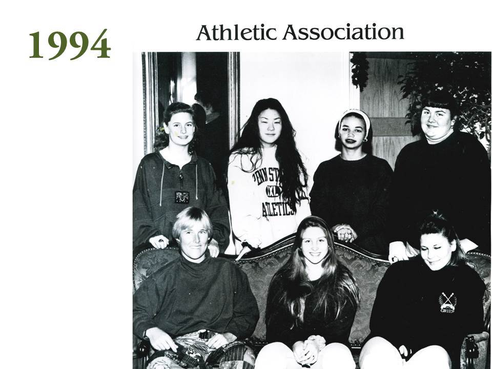 Title IX it had the effect of revolutionizing women's athletics nationwide. Increasingly, schools began funding all-female teams for competitive sports. Girls were learning that competitive sports were a real option.