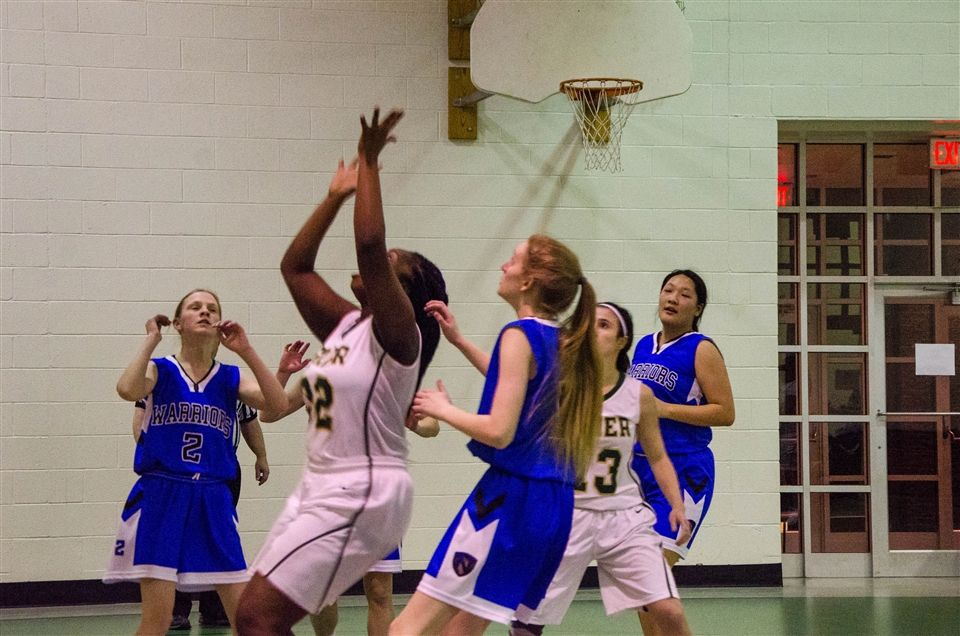 "The team battled Northumberland Christian on January 17th, ultimately losing 31 to 44. Coach Wyland says that despite the loss, the girls played well. ""Everyone was passing the ball and playing strong defense,"" says coach. Senior Noah L and Arden S each scored 8 points and Senior Amy T added 7."