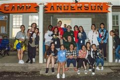 Astronomy Club at Camp Anderson