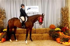 Grier Varsity Riders Win at CPJHSA Benefit Show and Equitation Finals