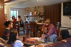 Poetry Readings at the Coffee Barn