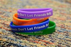 Friends Don't Let Friends Bully, a message from the PA Attorney General's Office