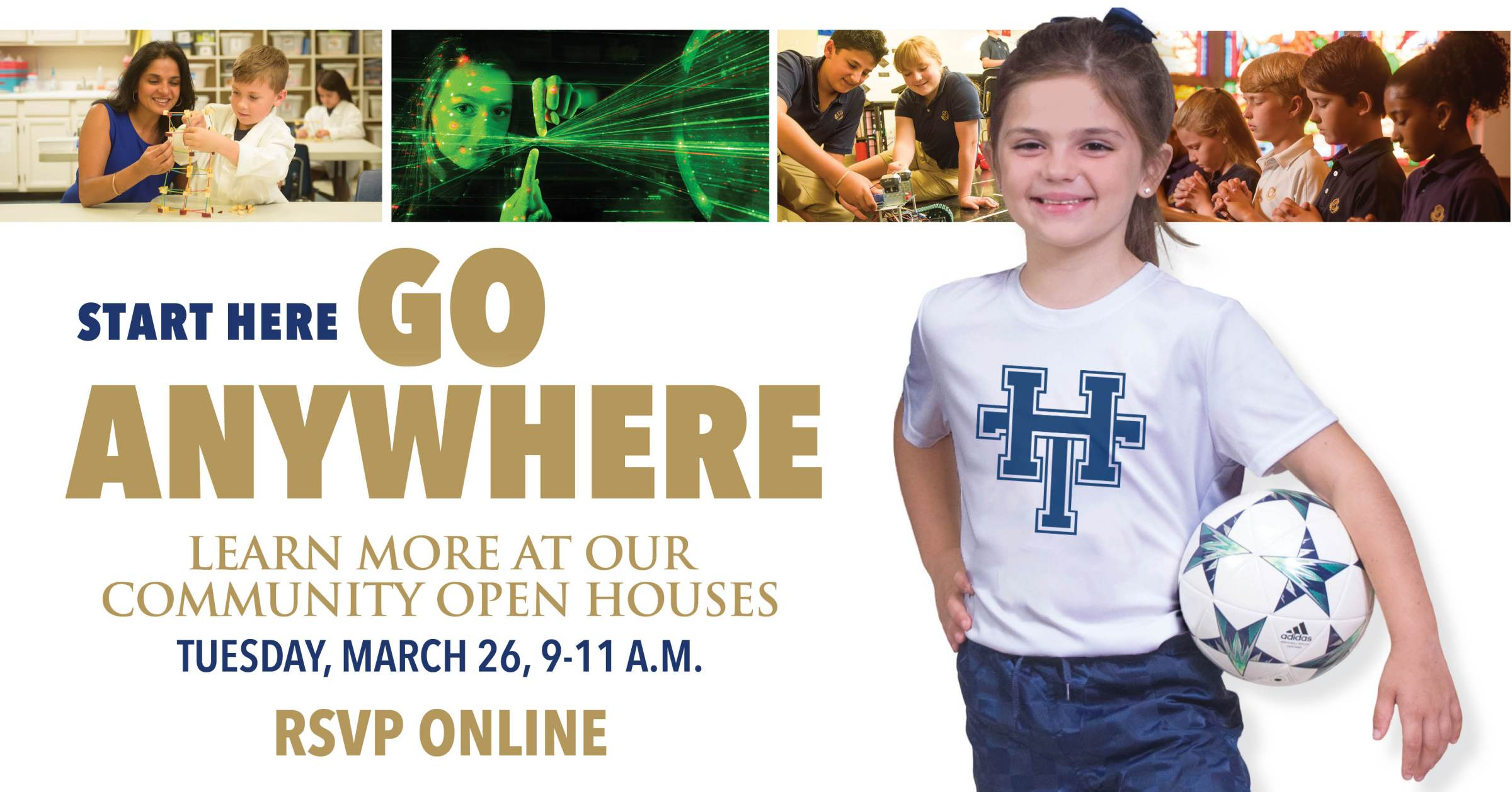 RSVP for HT Open House - March 26, 2019