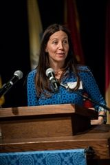 Zoë Kontz '92 Spoke at the 2017 St. Timothy's Talks