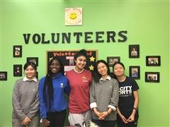 St. Timothy's Volunteers of the Month