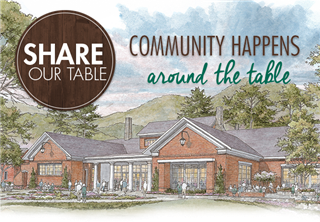 Learn more about our Community Dining Hall Campaign