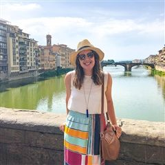Ms. Neidle traveled to Italy for a teaching fellowship with Spoleto Study Abroad