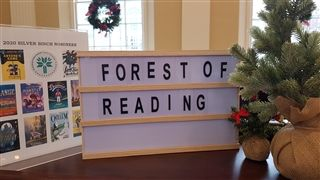 A forest of good reads