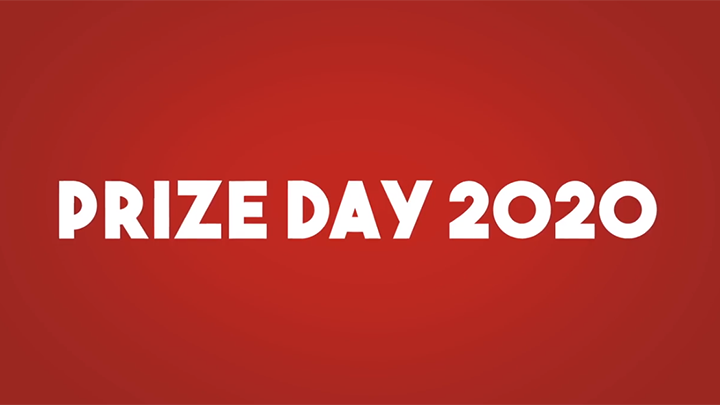 PRIZE DAY 2020