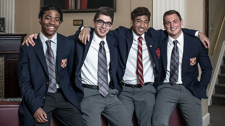 Why a Boys' School?