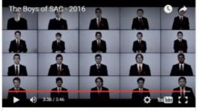 The Boys of SAC - 2016