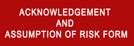 Acknowledgement And Assumption Of Risk