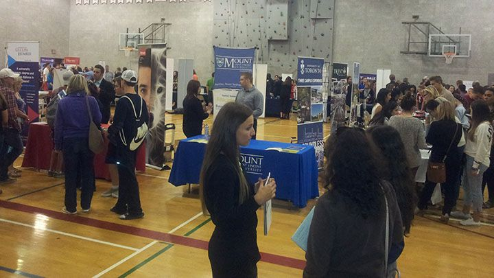 Canadian Universities' Fair