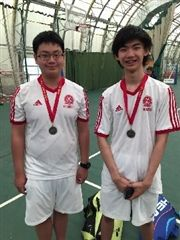 Kevin Kuan and Brandon Wang