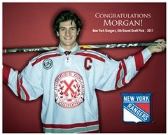 Morgan Barron drafted to NY Rangers