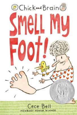 Smell My Foot!