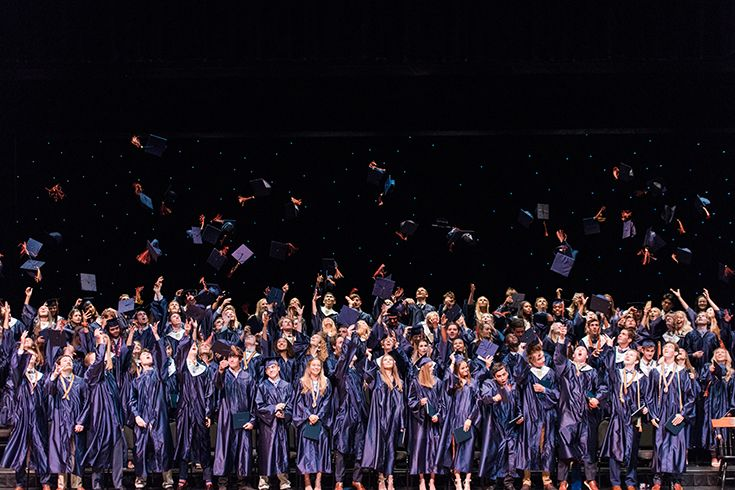 Class of 2019 Honored During Graduation Ceremony