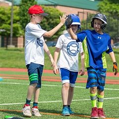Mott-Leeney Baseball Camp Ages 5-13