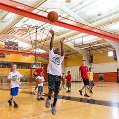 Boys Basketball Camp Ages 8-14