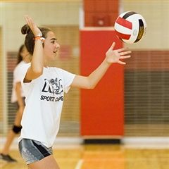 Girls Volleyball Camp Ages 13-17