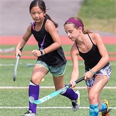 Girls Field Hockey Camp Ages 8-14
