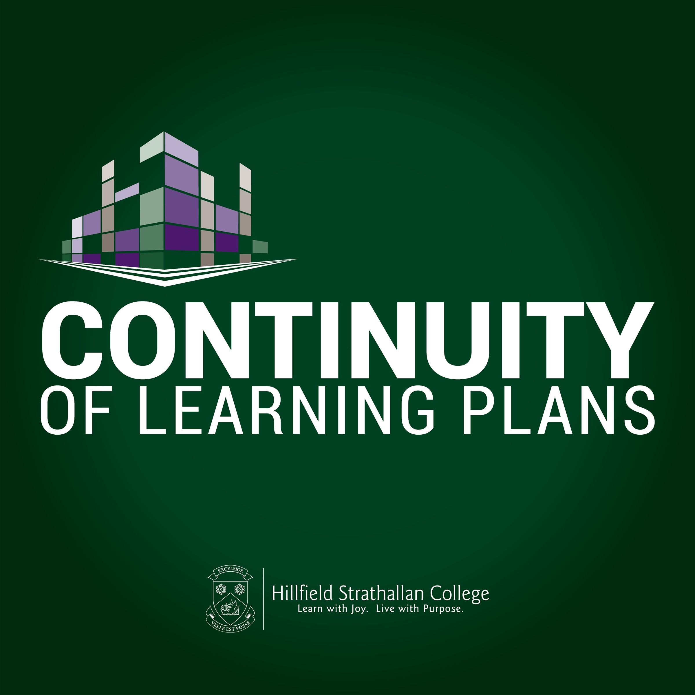 Click here to view the Continuity of Learning Plans