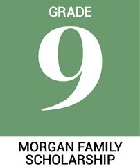 Morgan Family Scholarship