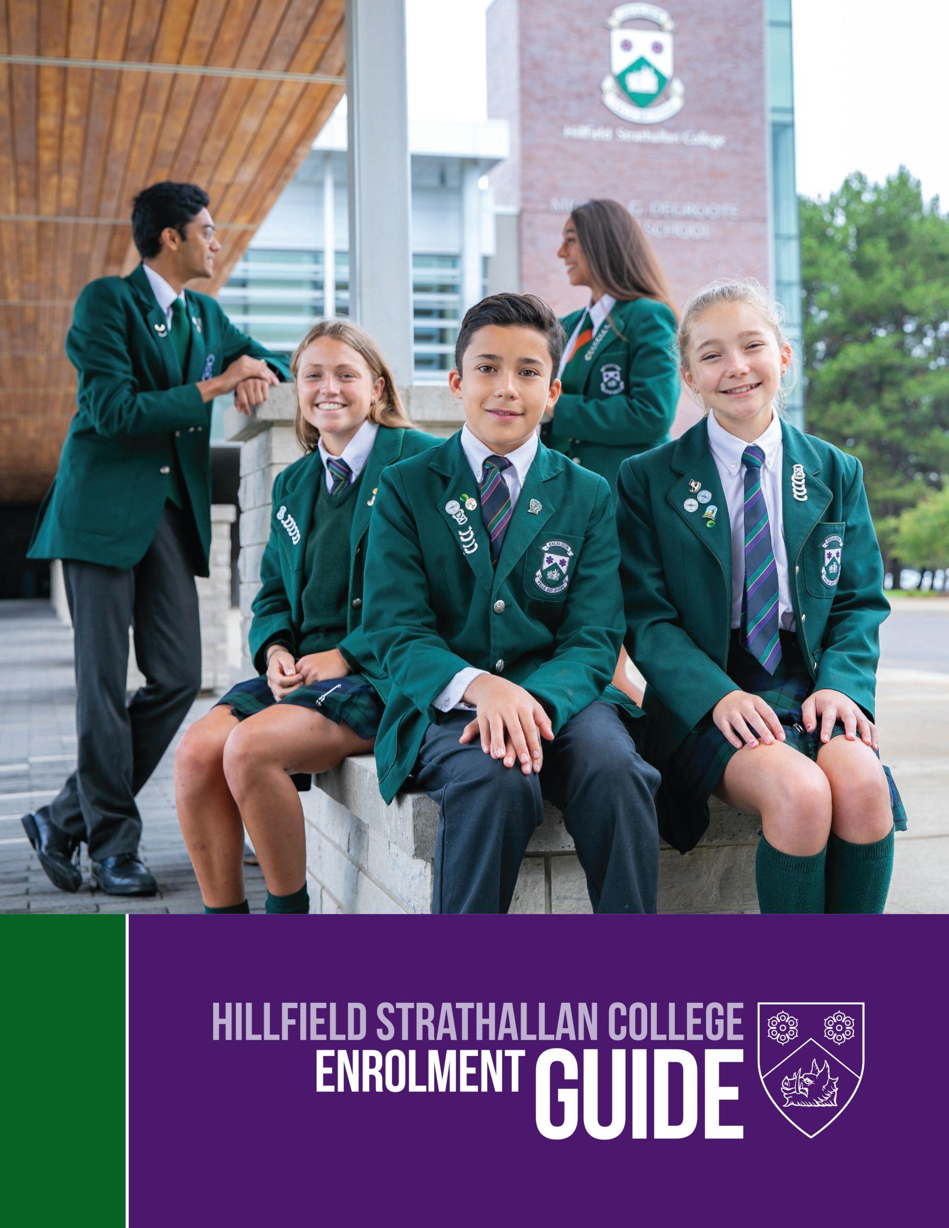 HSC Enrolment Guide
