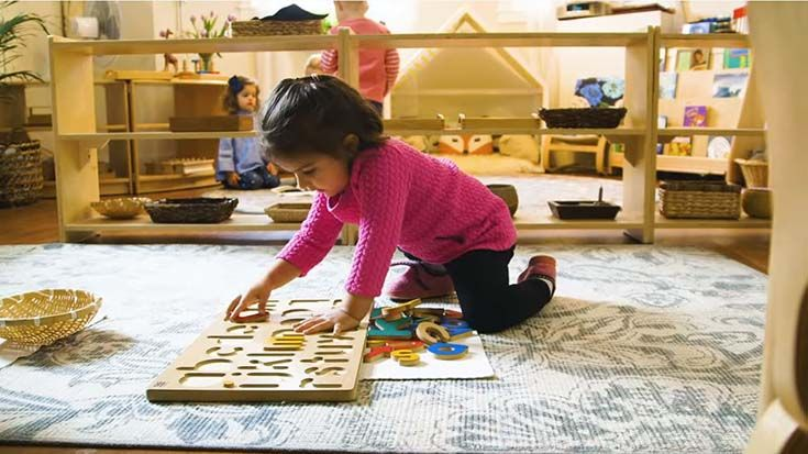 Montessori: Infants and Toddlers