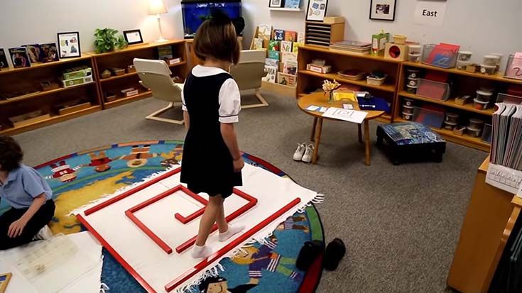 Montessori Kindergarten: Essential and Empowering