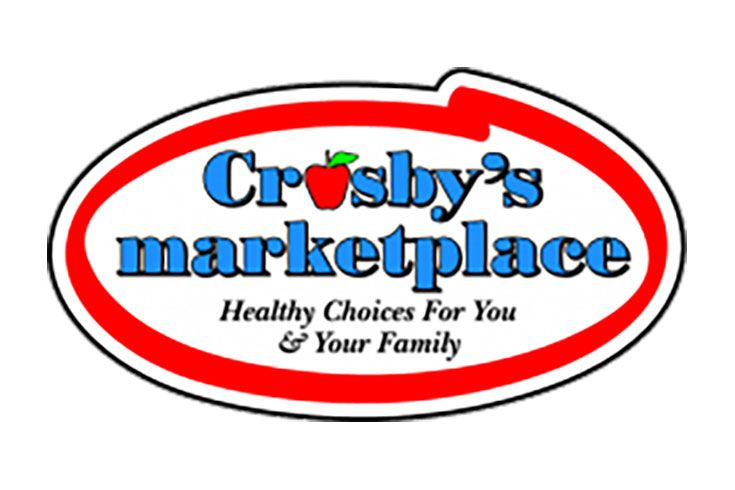 Shop at Crosby's Markets or Henry's Fine Foods!