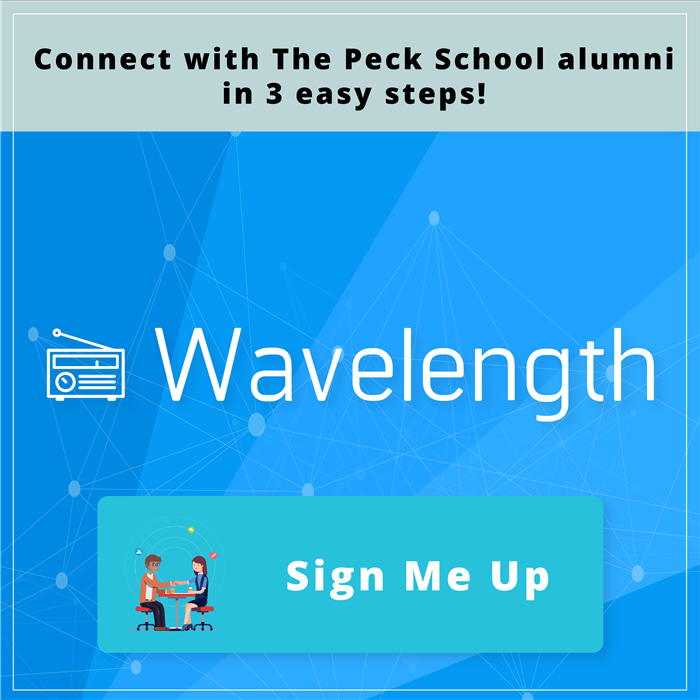 Sign up for Wavelength