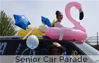 Senior Car Parade - May 16, 2020