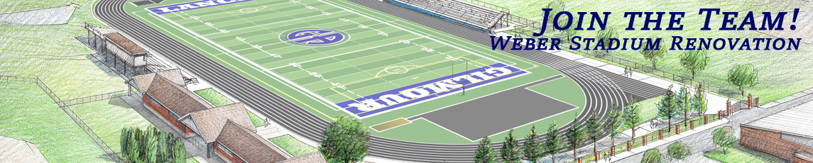 Join the Team! Weber Stadium Renovation
