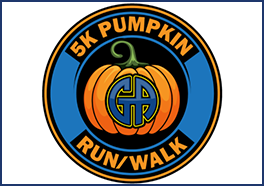 Virtual Pumpkin 5K Run/Walk logo