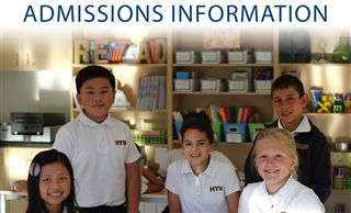 Admissions Information 2019-2020