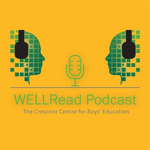 WELLRead Podcast Logo