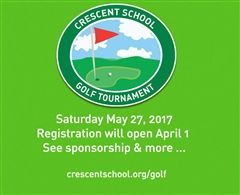 Crescent School Golf Tournament