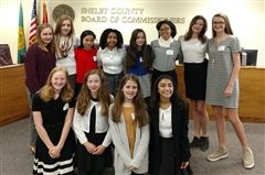 Middle School Model UN Delegation