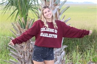 Belle plans to double major in Biology and Spanish at the University of Charleston.
