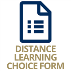 Return to Campus_Distance Learning Form
