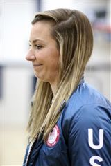 Kendall Wesenberg: CCHS class of 2008 and 2018 Team USA Olympian