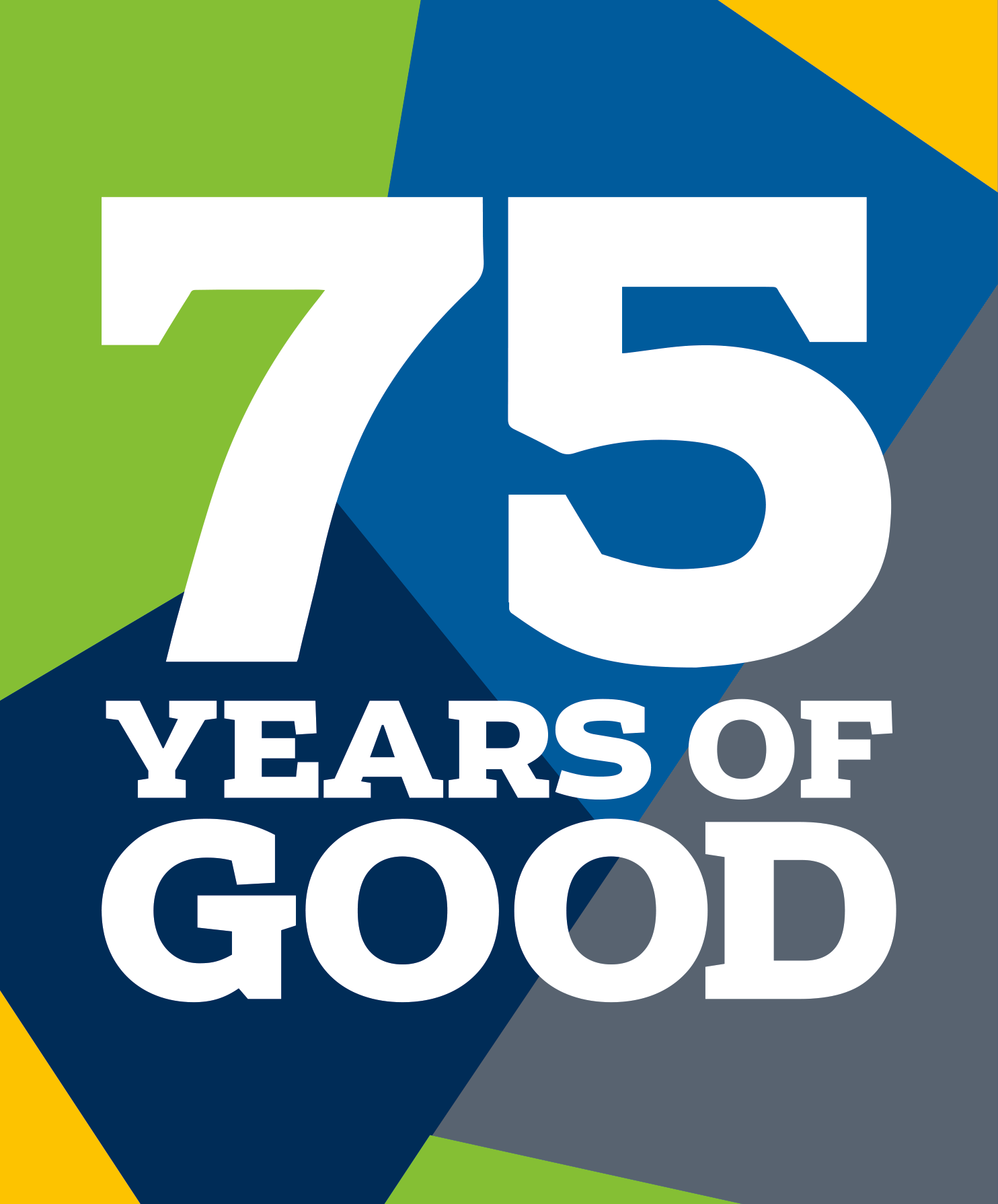 Visit our 75th Anniversary website!