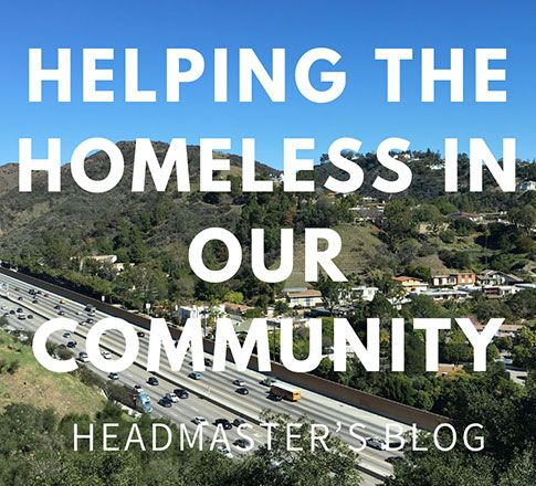 Helping People Who Are Homeless in Our Community