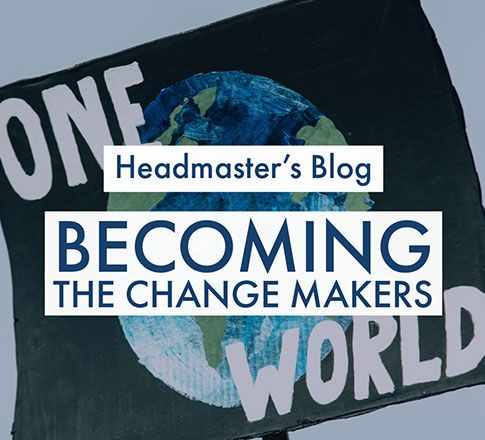 Becoming the Change Makers