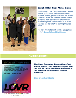 View the March Newsletter