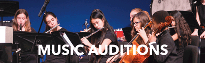 Music Auditions